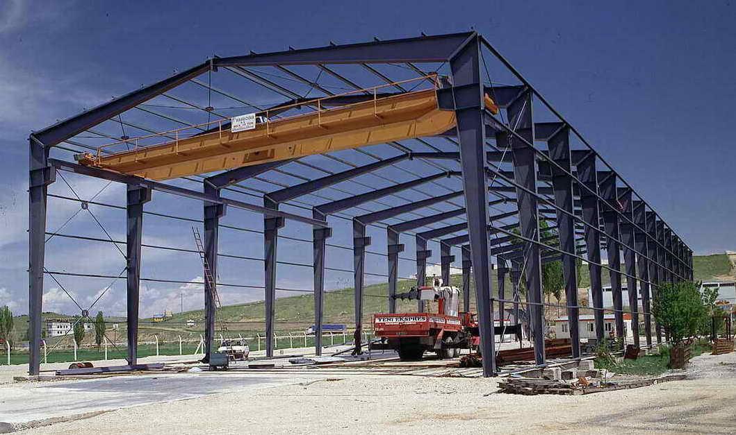 Metode Pelaksanaan Pekerjaan Struktur Baja