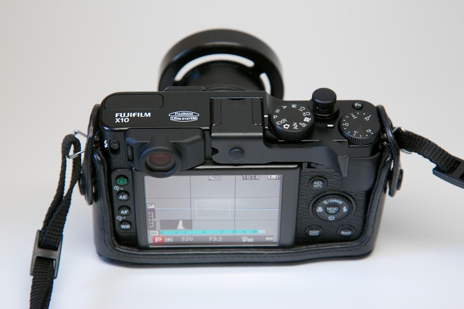 Thoughts From My Camera Fujifilm X Series Ergonomic Kits