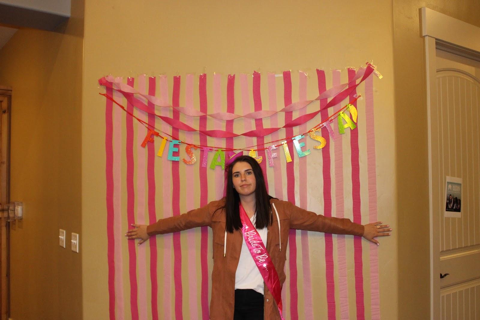 fiesta bridal shower