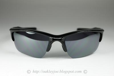 3dba43b1ab OO9154-05 Half Jacket 2.0 XL Polarized polished black + black iridium  polarized  250 lens pre coated with Oakley hydrophobic nano solution
