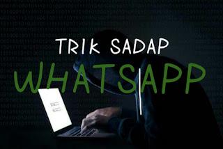 (100% Work) Cara Menyadap WhatsApp Pacar Tanpa Meminjam HP