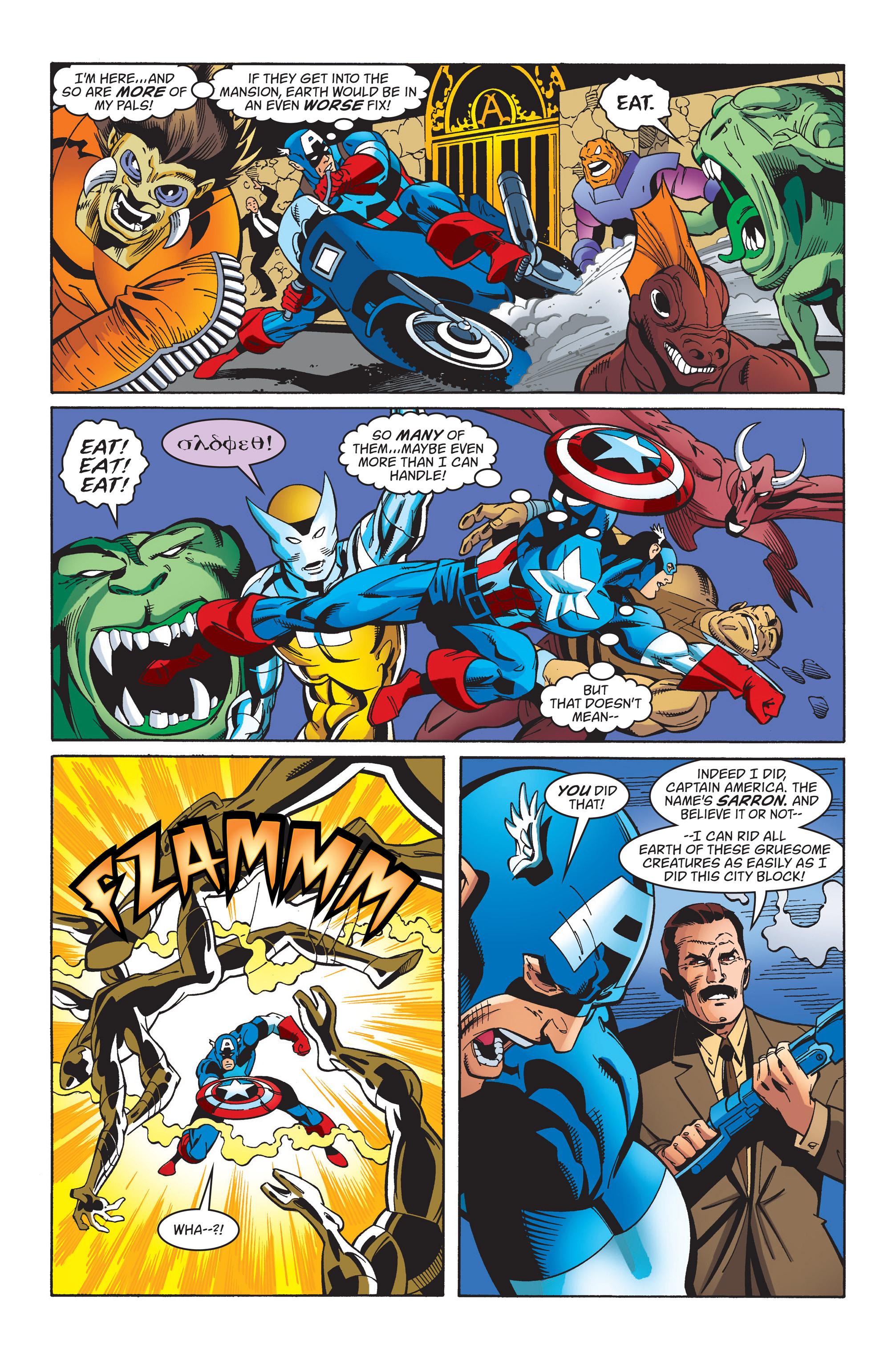 Captain America (1998) Issue #36 #43 - English 13