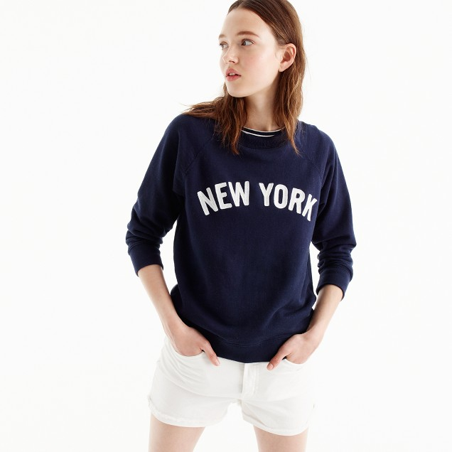 J Crew New York Sweatshirt