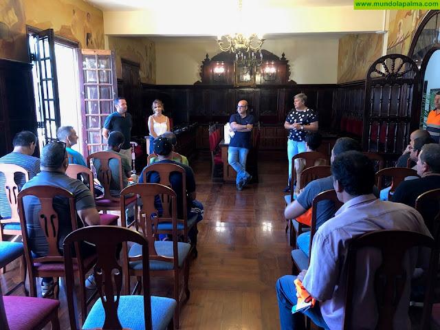 El Ayuntamiento de Los Llanos de Aridane contrata a 16 desempleados para el mantenimiento de las zonas rurales