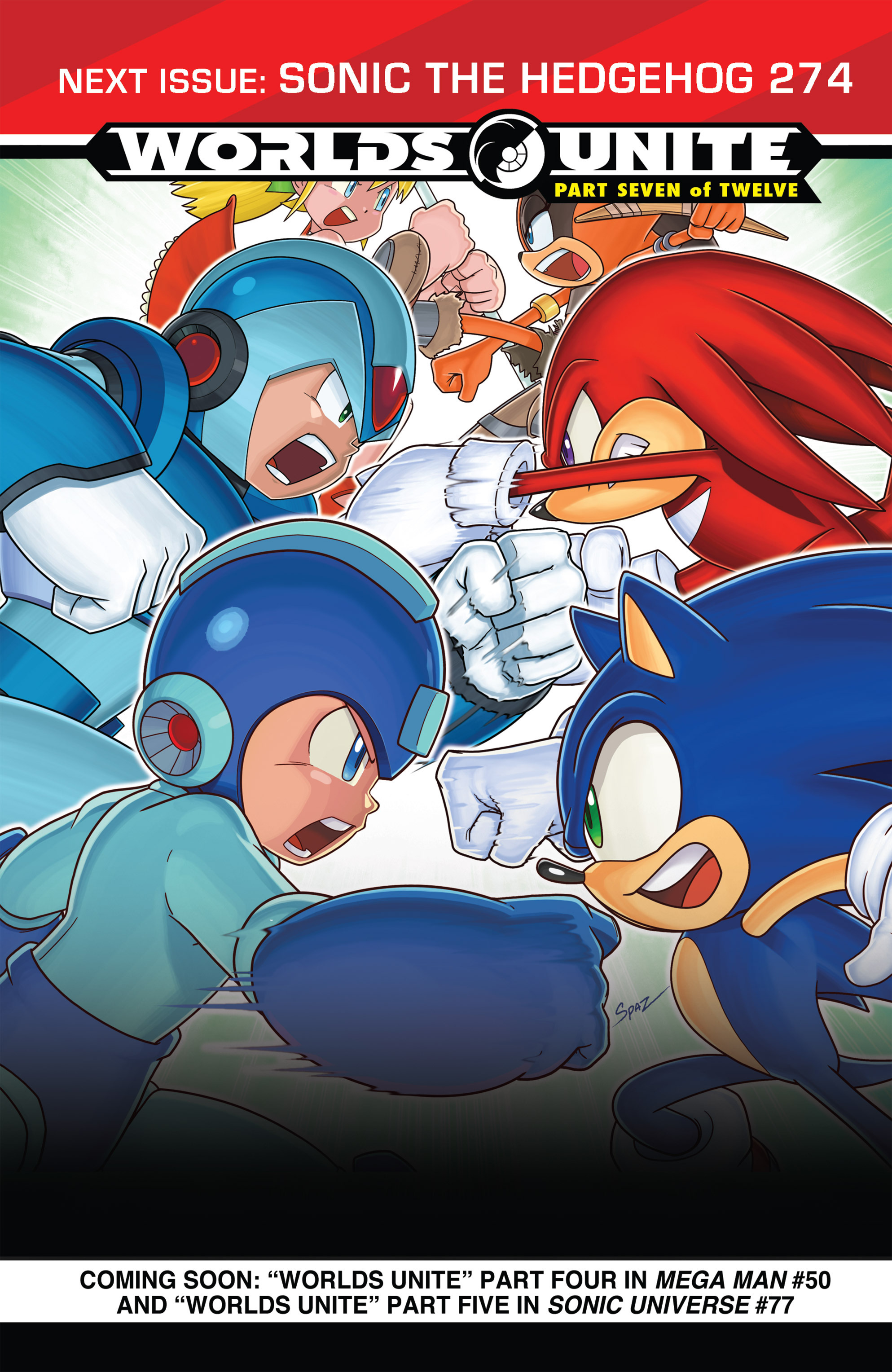 Read online Sonic The Hedgehog comic -  Issue #273 - 23