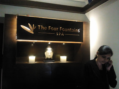 The Four Fountains Spa