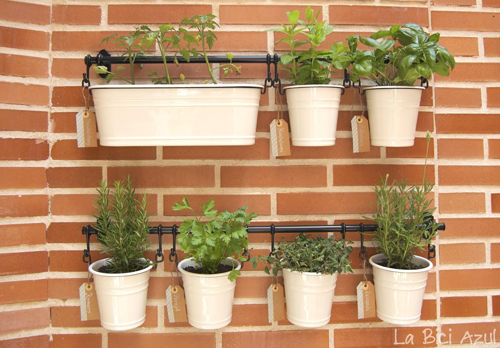 Macetas huerto urbano ikea vertical mueblesueco - Ikea macetas exterior ...