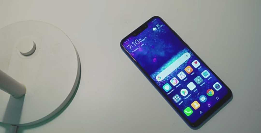 The Huawei Nova 3i Smart Phone