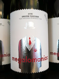 Megalomaniac Narcissist Riesling 2016 (88 pts)