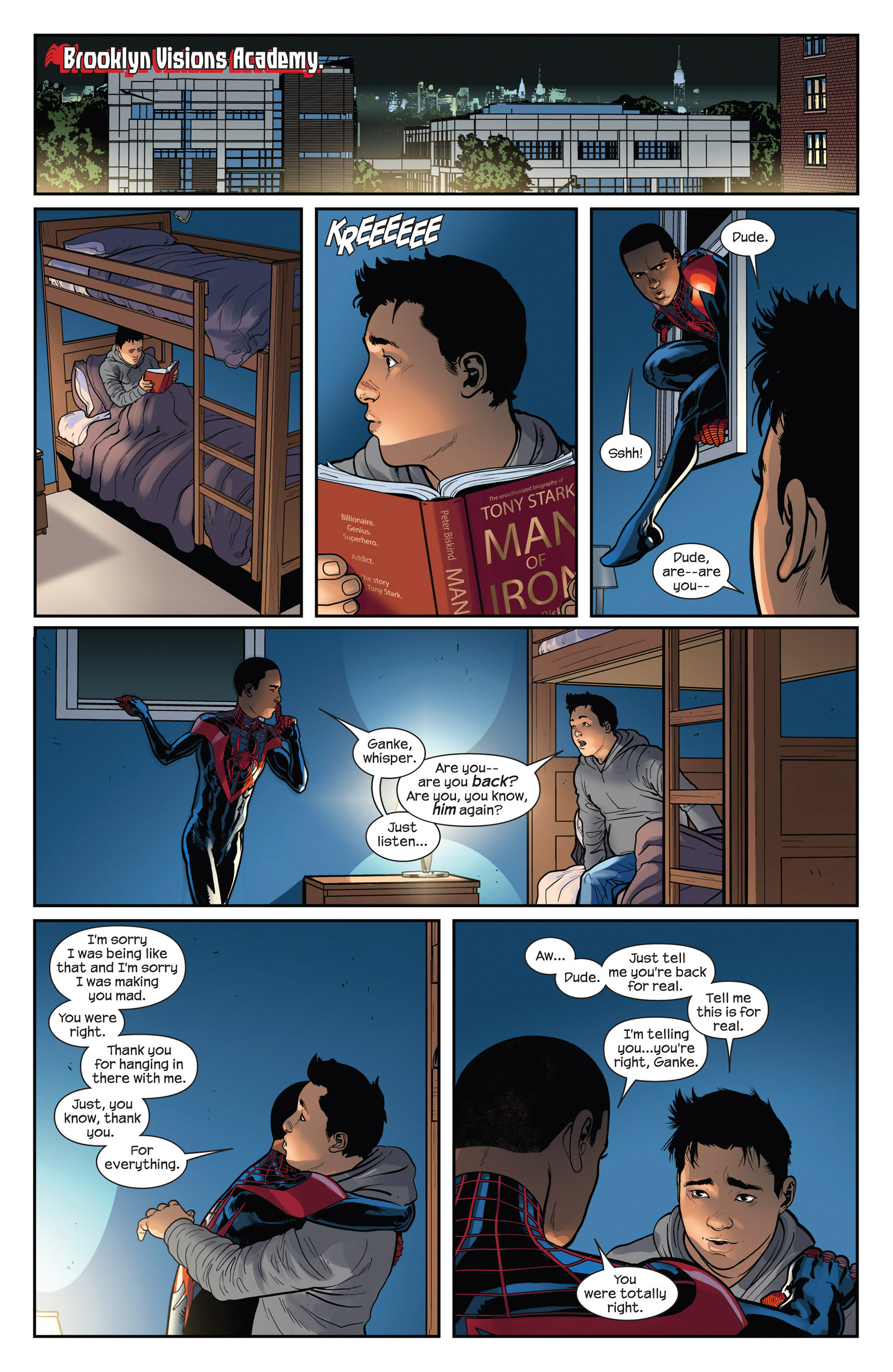Read online Ultimate Comics Spider-Man (2011) comic -  Issue #28 - 19