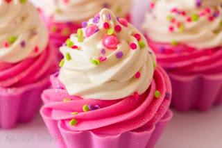 cupcake sabunlar