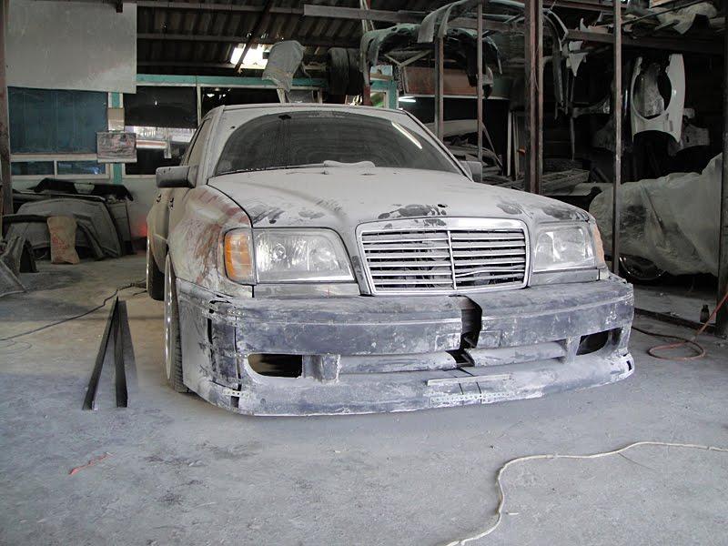Mercedes-Benz W124 Fabolous Widebody VIP | BENZTUNING