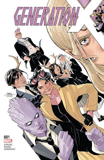 """El cómic """"Generación X""""  de Marvel finalizará en febrero"""