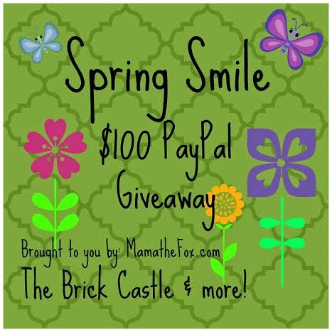 Spring Smile $100 Worldwide PayPal Giveaway