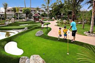 Phuket Adventure Mini Golf - Kids & Adults welcome