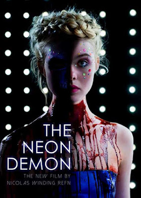 Poster de The Neon Demon dirigida por Nicolas Winding Refn