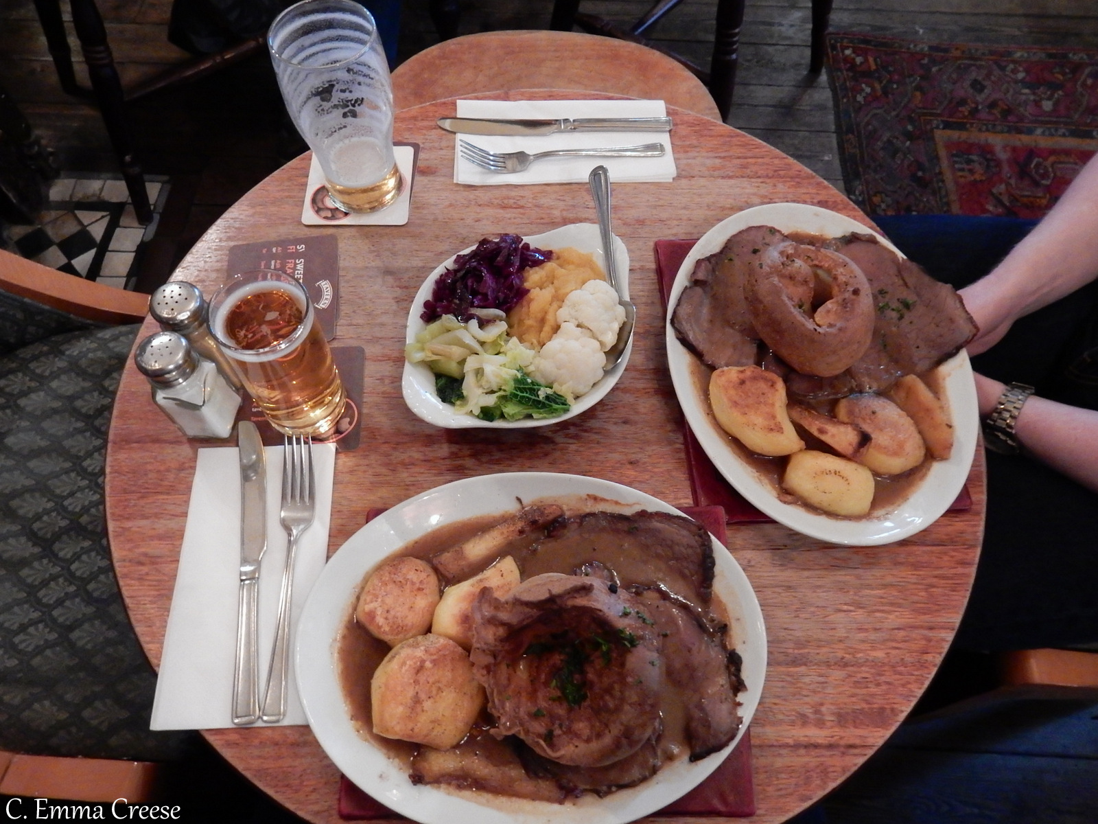 Best Roast dinner in London Adventures of a London Kiwi