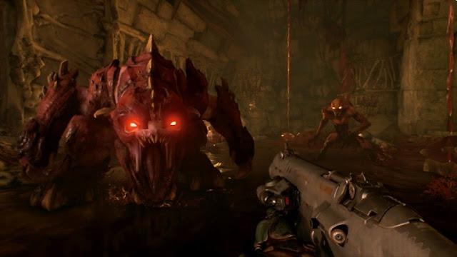 تحديد رسميا موعد إصدار لعبة Doom على جهاز Nintendo Switch