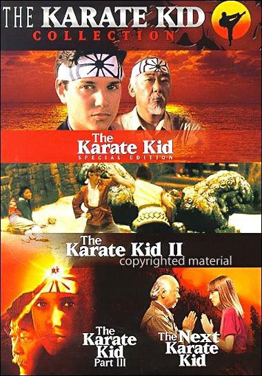 Môn Đệ Karate Phần 2