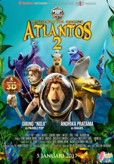 Sinopsis Film PETUALANGAN SINGA PEMBERANI ATLANTOS 2 (2017)