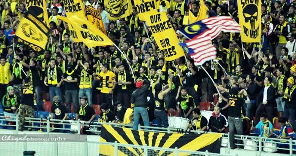 Ultras Malaysia Janti Tak akan Teror Suporter Indonesia