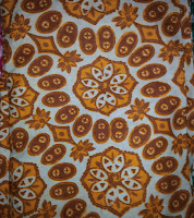 Kain Batik Prima 2810 Kuning