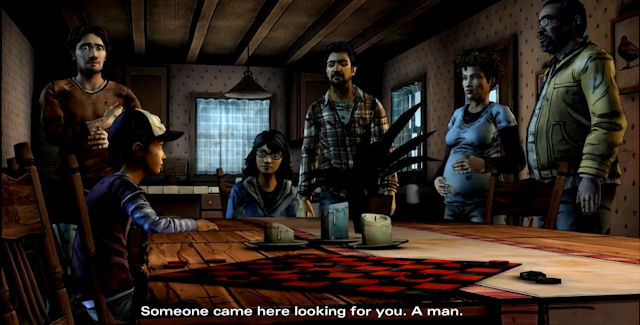 The Right Trigger The Walking Dead Season 2 Review