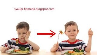 Cara Membuat Anak Nafsu Makan Bertambah