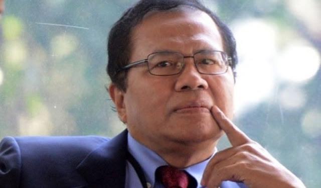 Ini Alasan Rizal Ramli, Kenapa Masih Beri Masukan ke Jokowi