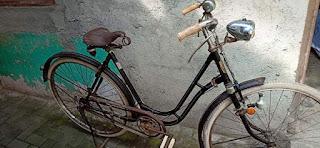 Sepeda antik MBM Model Swanfrem Original