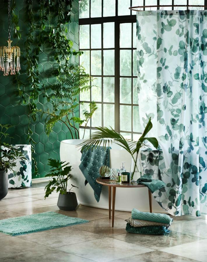 La colección Urban Jungle de H&M