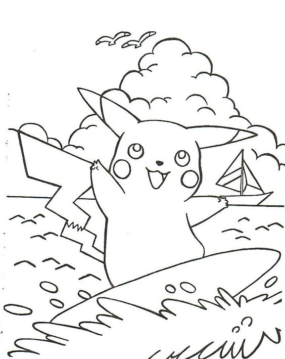 pidgeot pokemon coloring pages - photo#23