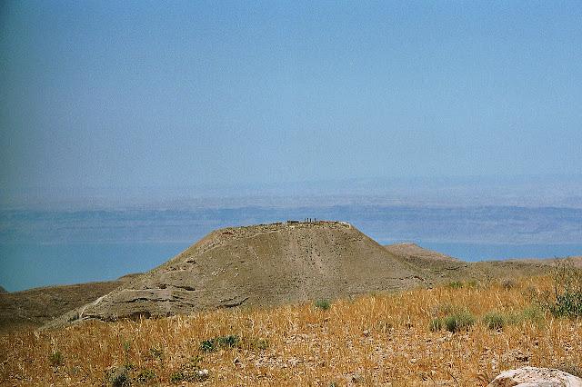 Jordan's biblical fortress of Machaerus restored after 50 years of excavations