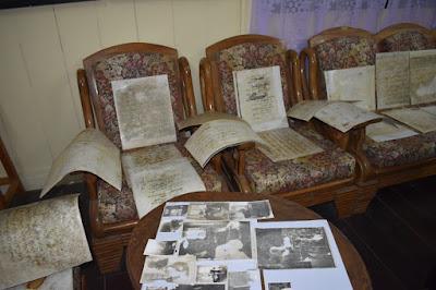 Rabindra Museum doccuments in Mungpoo