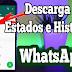 Como descargar los estados e historias de tus amigos de whatsapp