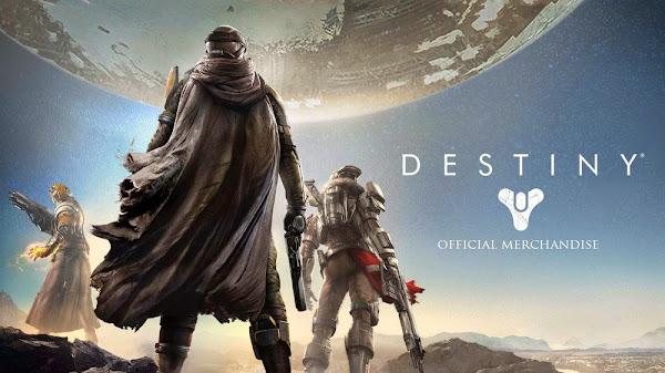 Destiny MMOFPS Açık Dünya Savaş Oyunu
