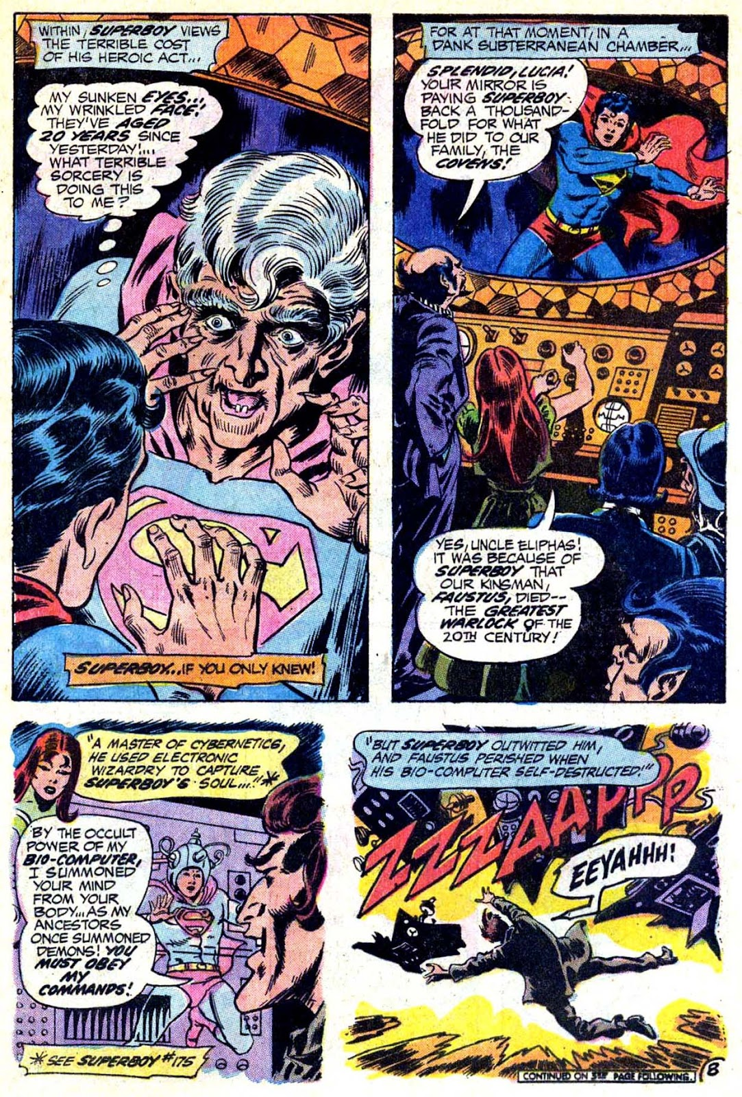 Superboy (1949) issue 184 - Page 8