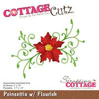 http://www.scrappingcottage.com/cottagecutzpoinsettiawflourish.aspx