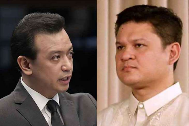 Trillanes Urges
