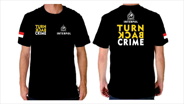 Kaos Interpol Turn Back Crime
