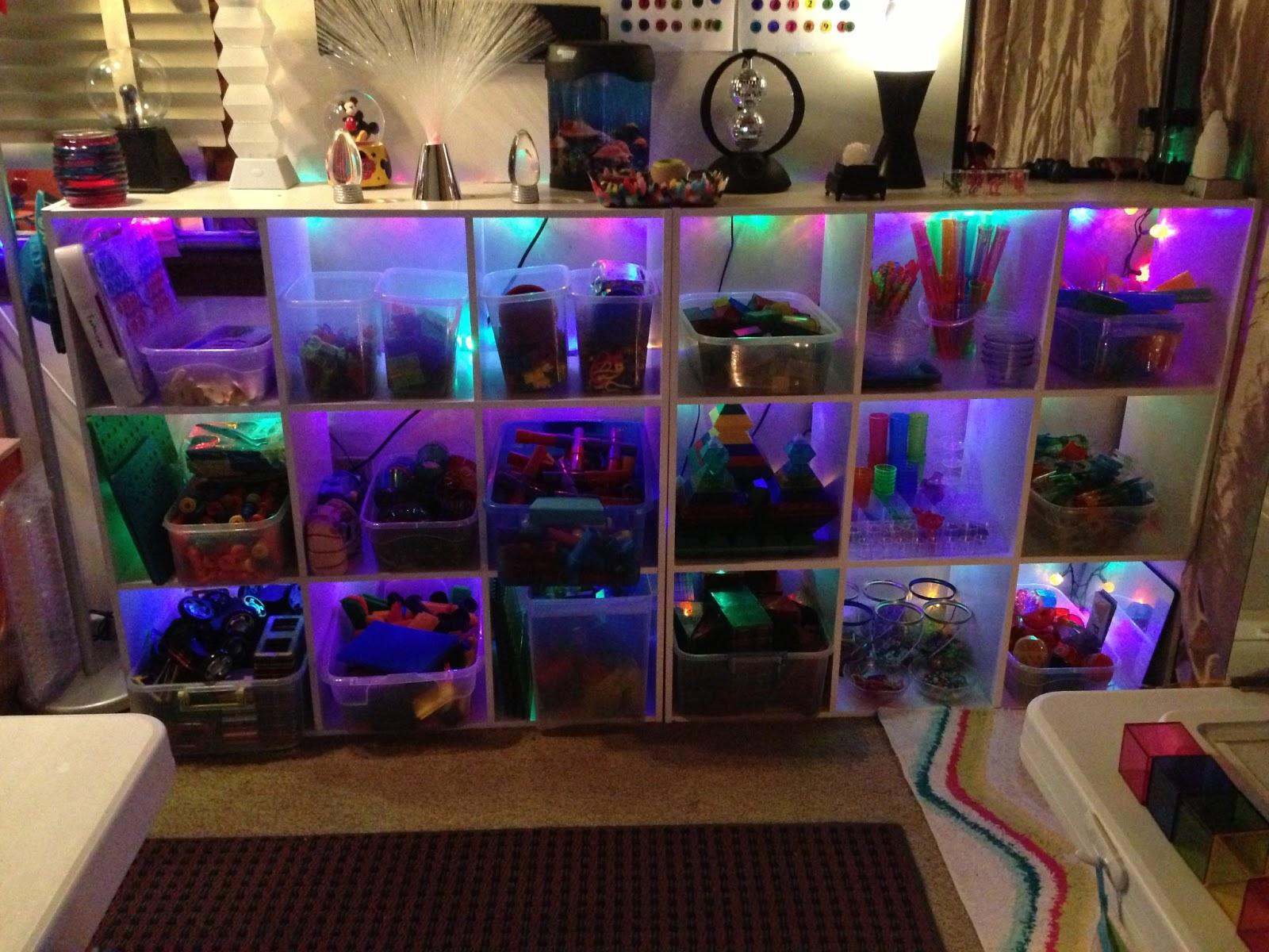 Reggio Fridays Playroom Lighting At Night Epic Childhood