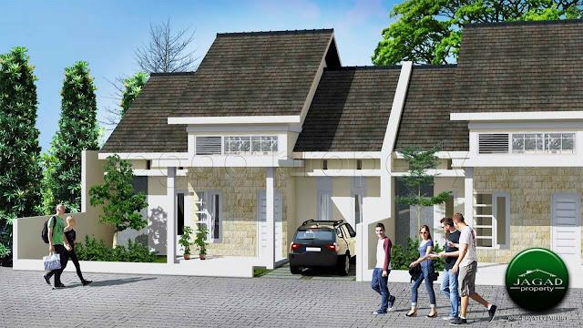 Rumah Murah Tengah Kota Jogja