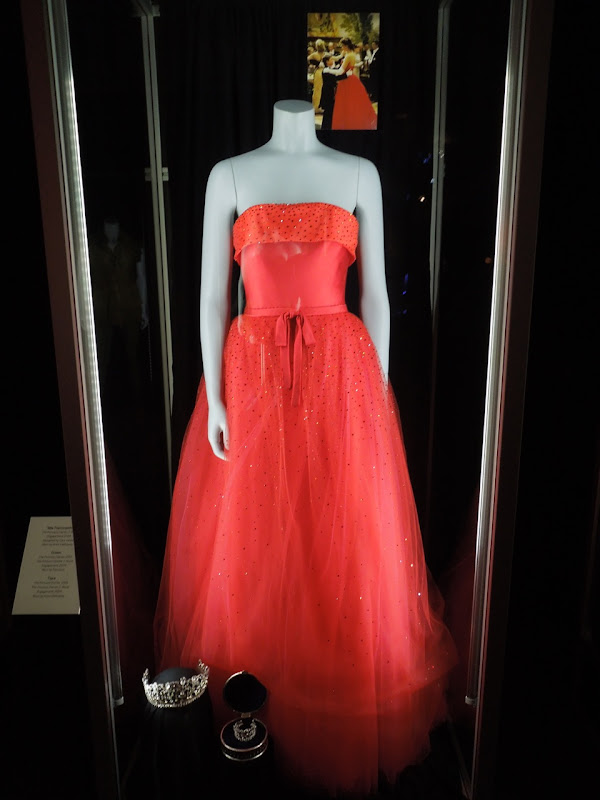 Red 21st birthday dress Princess Diaries 2
