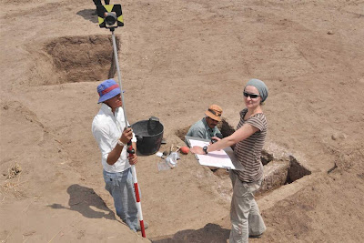 4,500 year old settlement uncovered in Egypt