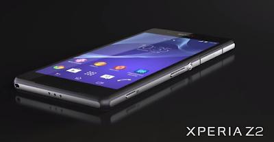 Thay màn hình Sony Z2 bao nhiêu tiền