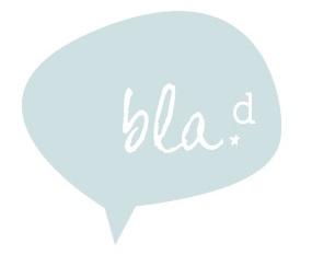 Logo de Blad