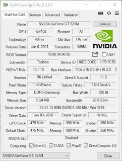 Programma GPU-Z