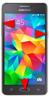 Cara Hard Reset Samsung Galaxy Grand Prime Atau Kembali Ke Pengaturan pabrik , begini caranya