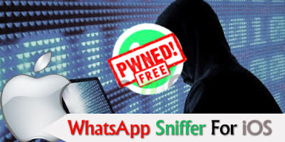 WhatsApp Sniffer for iOS