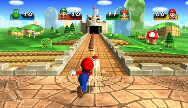 Noticias Ninty Review Mario Party 9 Nintendo Wii